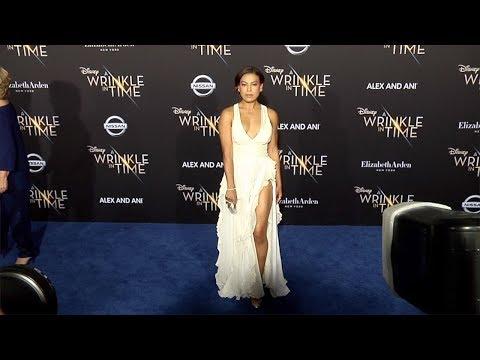 "Toni Trucks ""A Wrinkle in Time"" World Premiere"