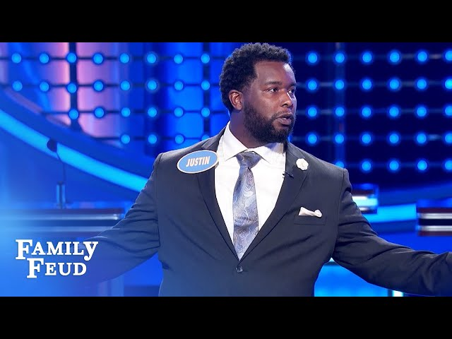 Comeback of the century on Family Feud?!