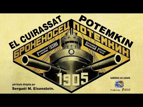 El Cuirassat Potemkin - 1925 (sub. Català)