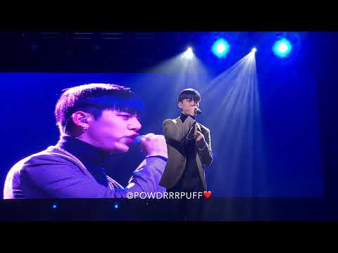 181110 - Daehyun Solo - BAP - FOREVER TOUR INDIO - 4K HD FANCAM 직캠