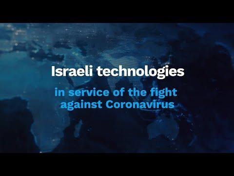 Israeli Technologies Combating CoronaVirus