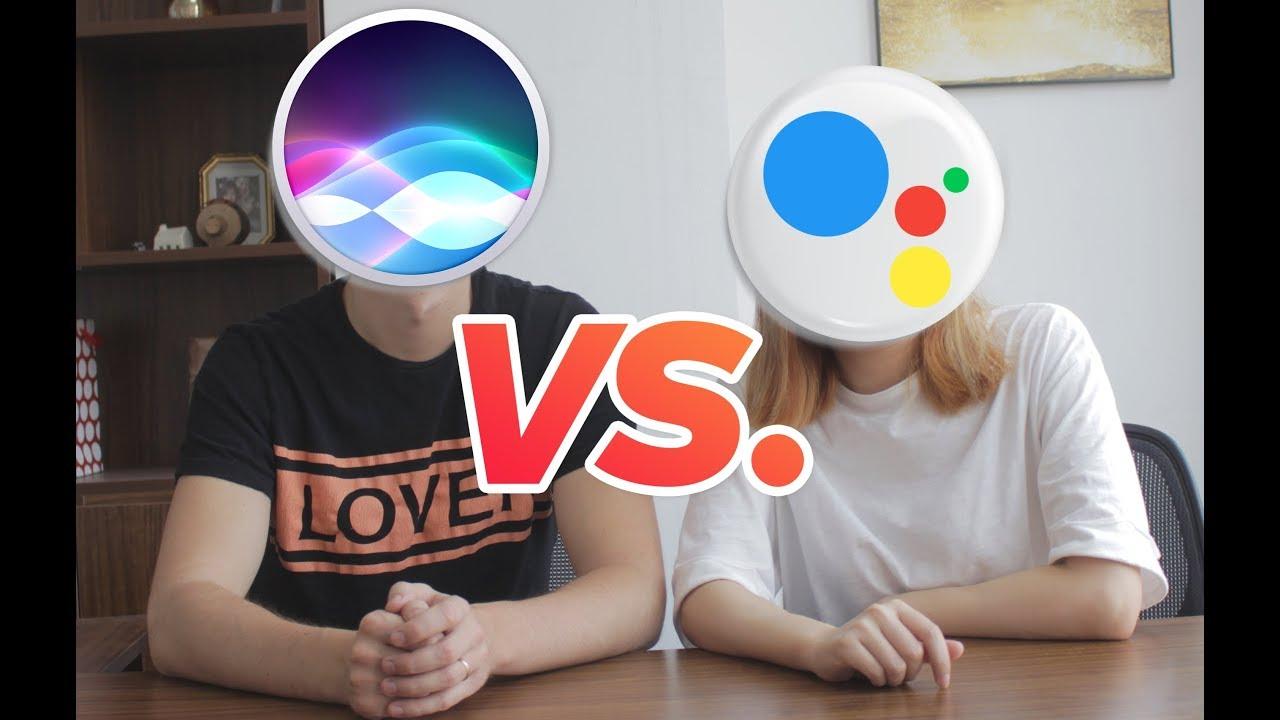 [Tee's vlog] Đại chiến trợ lý ảo | Google Assistant thông minh hơn Siri?