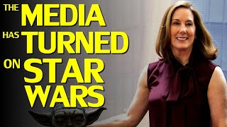 Kathleen Kennedy's leadership of Lucasfilm and Star Wars openly being called into question