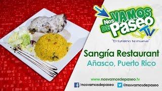 Sangria Restaurant, Añasco, Puerto Rico