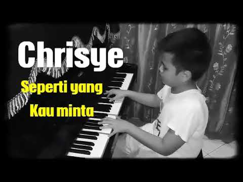 Chrisye - Seperti yang kau minta - piano by Gio