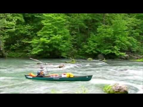 Eleven Point River - Class III Whitewater with Dr Ted