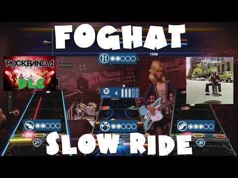Foghat - Slow Ride - Rock Band 4 DLC Expert Full Band (November 2nd, 2017)