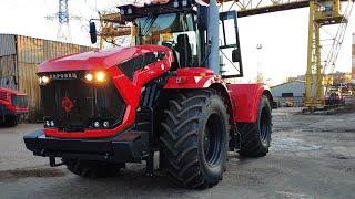 Трактор КИРОВЕЦ К 424 и К 742 М СТ ОБКАТКА Сезон 2020