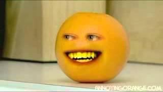 Sprechende orange