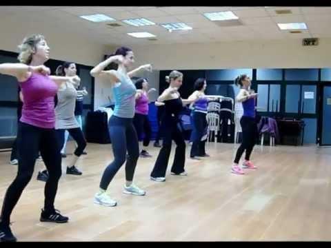 Toma Reggaeton- Zumba® fitness class with Sagit