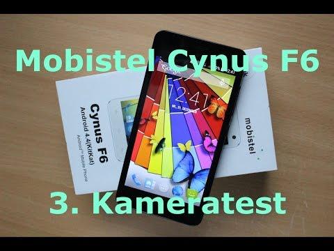 Mobiste Cynus F6 - Kameratest