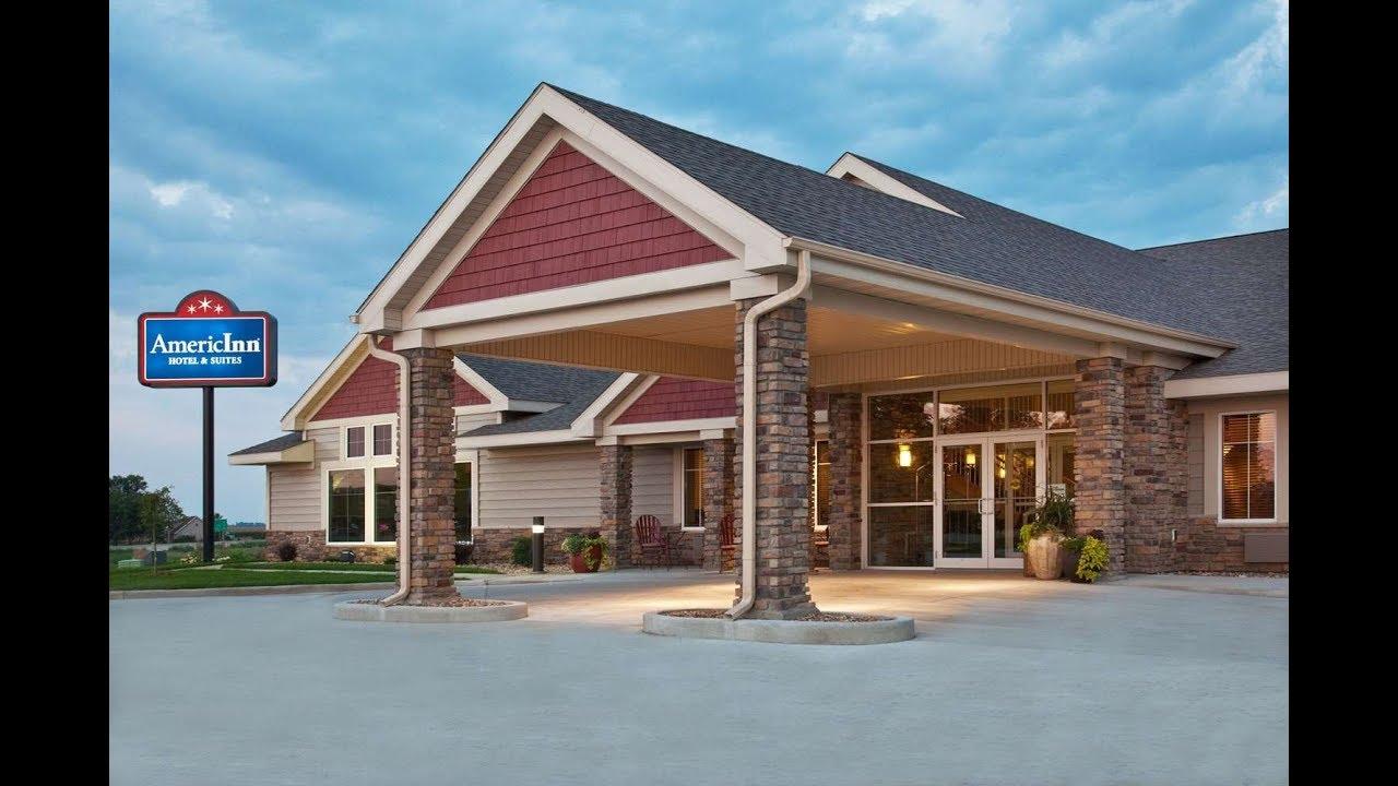 Americinn Hotel Suites Osage Hotels Iowa