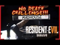 Resident Evil 7   MADHOUSE KNIFE ONLY NO DEATHS WORLD RECORD SPEEDRUN