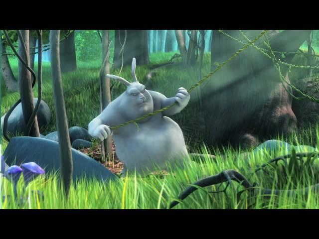 animowany krolik (smieszne)