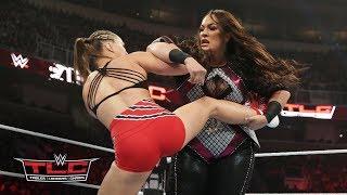 Nia Jax uses raw power to counter Ronda...