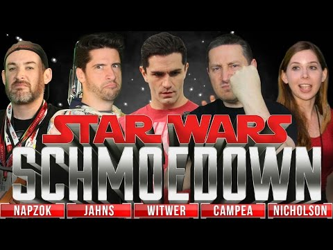 Star Wars Movie Trivia Schmoedown Championship - Five-Way Match featuring Sam Witwer