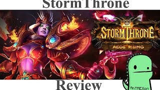 StormThrone gameplay - browser MMORPG (HD) R2Games