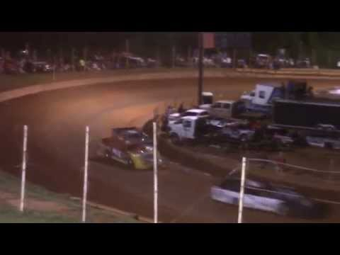Winder Barrow Speedway Limited Late Models Feature Race 6/13/15