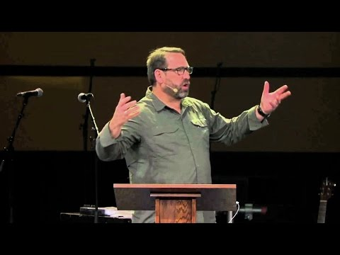 Neil Cole - The Kingdom of God is not the church - Part 1
