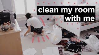 clean my room with me! 🥑✨ || amanda rose