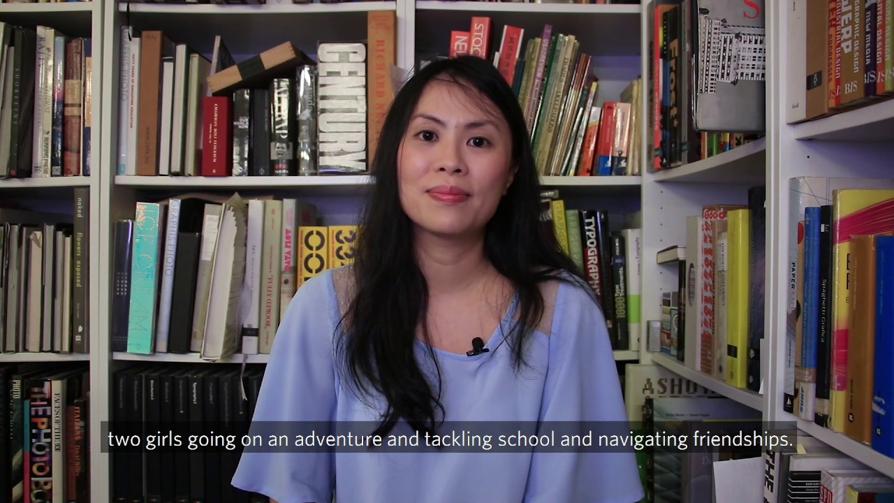 I'm on Doing the Write Thing on Epigram Books' YouTube channel