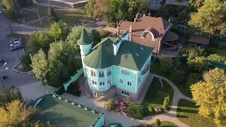 Шикарный замок в центре г. Ульяновска с бесподобным видом на Волгу