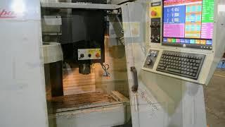 Bridgeport Torq Cut 22 CNC Vertical Mill Machining Center