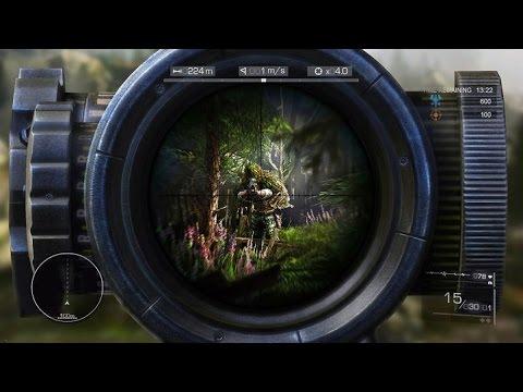 Sniper Elite Walkthrough Gameplay  