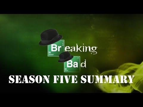 Summary: Breaking Bad Season 5