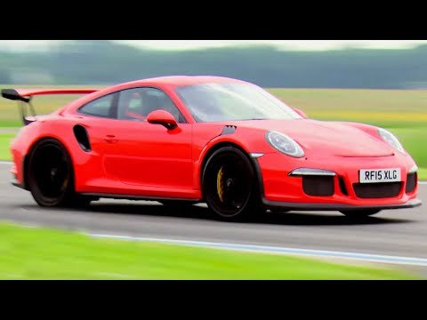 Chris Harris Lap: Porsche 911 GT3 RS | Extra Gear | Top Gear
