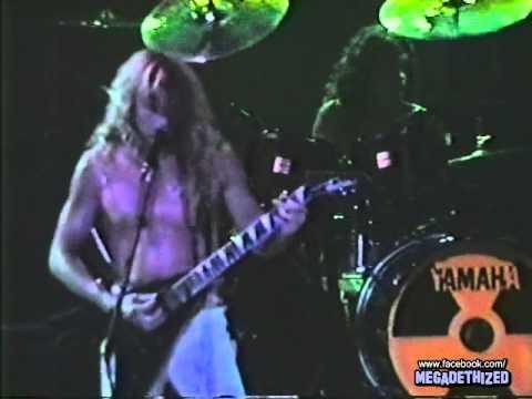 Megadeth - Holy Wars (Live In Ventura 1990) mp3