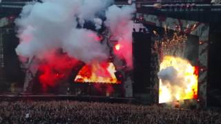 Rock or bust, AC/DC - Queen Elizabeth Olympic Park, London 04/06/16