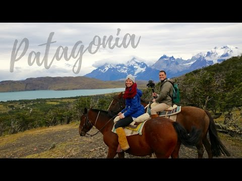RIDING HORSES WITH GAUCHOS | Torres Del Paine, Patagonia