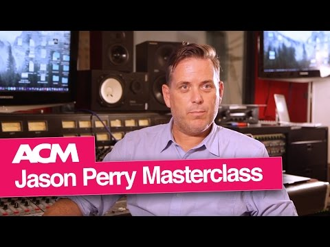 Jason Perry on Record Deals and the Role of a Record Producer