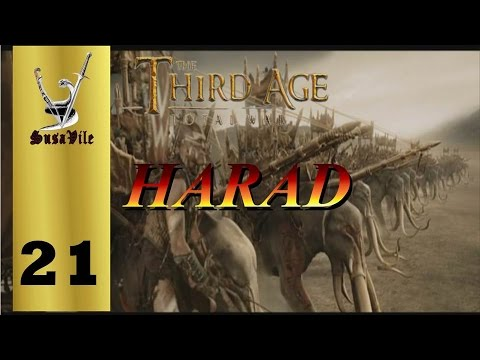 "Ep 21 - Third Age DaC (1.2) Harad ""New unit production"""