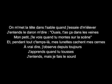 Maître Gims - Mi Gna ft. Super Sako, Hayko (paroles/lyrics)