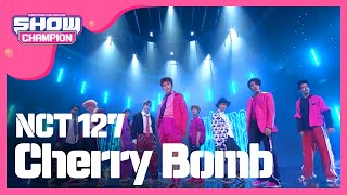 Video Show Champion EP.234 NCT 127  - Cherry Bomb download MP3, 3GP, MP4, WEBM, AVI, FLV Januari 2018