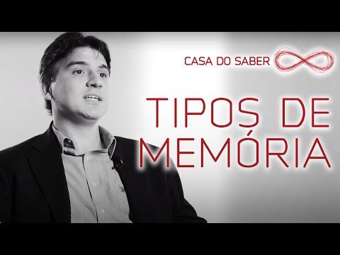 Tipos de memória   Fabiano Moulin