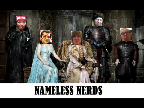 Nameless Nerds Ep 12: SALTY TEA/Nerds Get Casted!