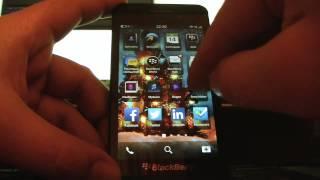 видео Где скачать программы для Android на BlackBerry 10.2.1