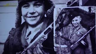 Московские школьники узнали о судьбе Вити Коробкова