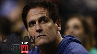 Tony Kornheiser: NBA could conceivably force Mark Cuban to sell Mavericks | PTI | ESPN