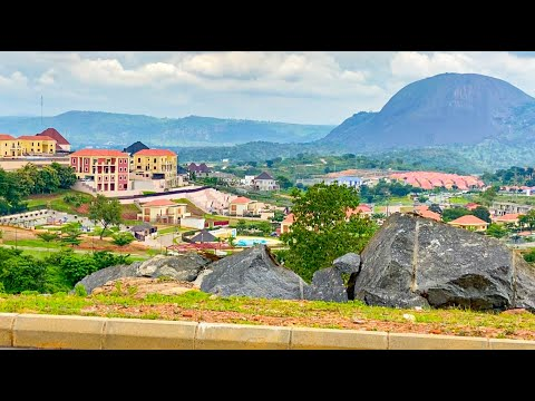 Idu The Industrial Area Of This City Abuja Nigeria Youtube