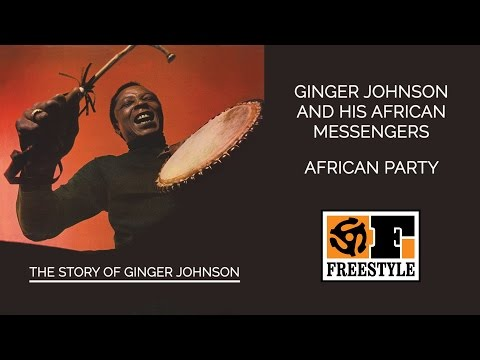 Mini Doc: The Story of Ginger Johnson - African Party