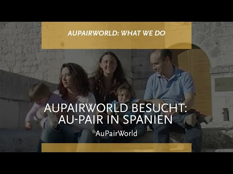 Aupair World besucht ...