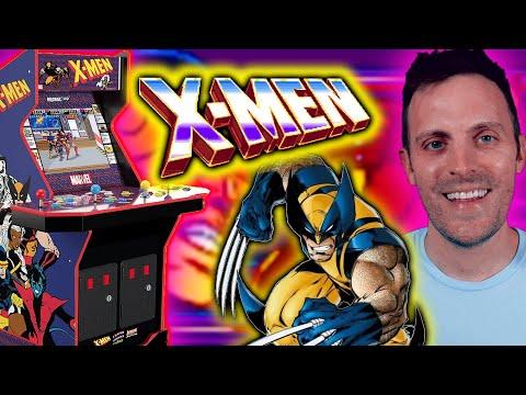X-Men Arcade:  Arcade1Up, OG Hardware, & How to Emulate from Scarlet Sprites