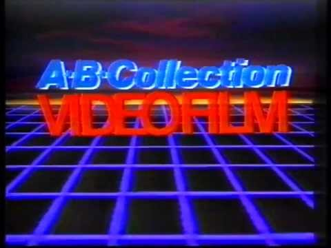 80s VHS logos