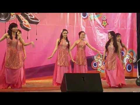 NÉT ĐẸP SINH VIÊN 2012 - ĐẠI HỌC KINH TẾ ĐÀ NẴNG - Múa Dáng Việt