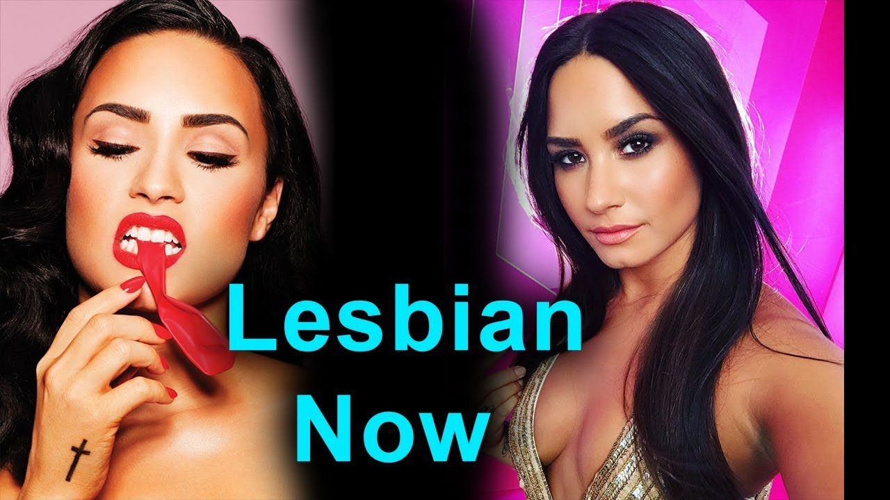 Demi lovato is a lesbian only
