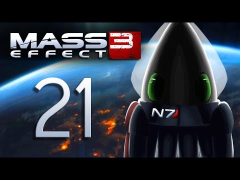 Mass Effect 3 ~Part 21~ Udina is Dirty and Attack on the Citadel!